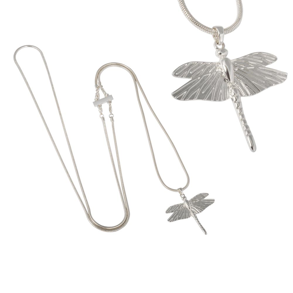 Dragonfly Mini Necklace