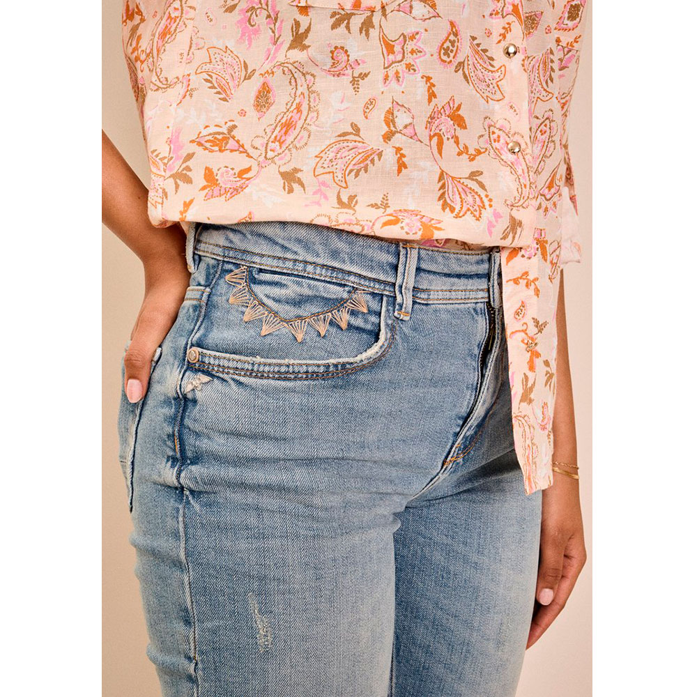Everly Free Jeans